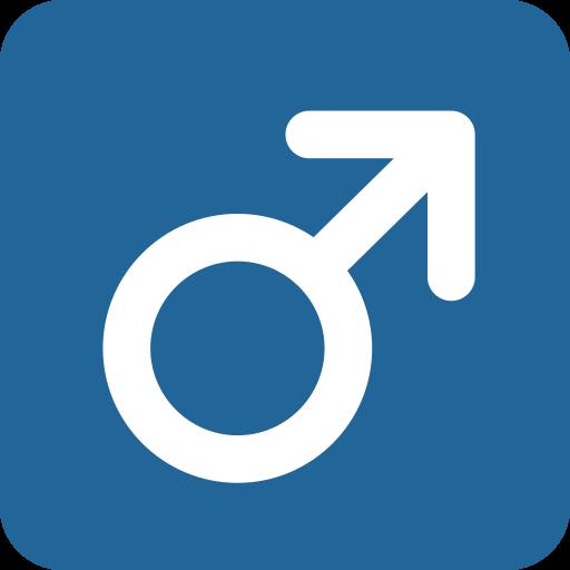 simbolo del maschio